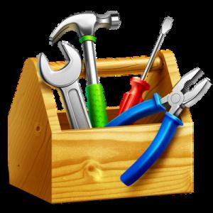 render caixa de ferramentas